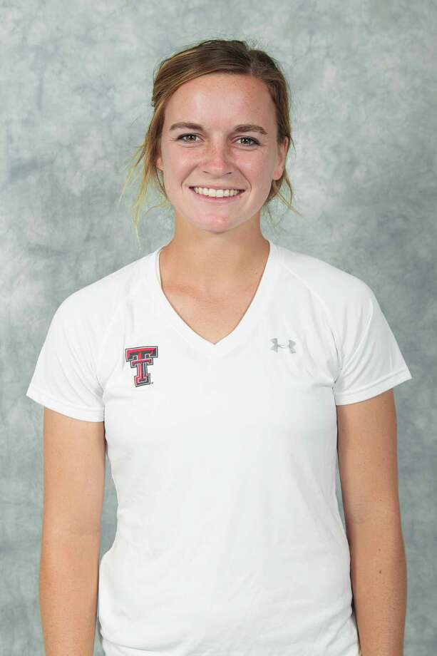 Samantha   Adams, a Texas Tech junior from New Braunfels, was named Big 12 Conference Women's Tennis Player of the Week. Photo: Courtesy Photo