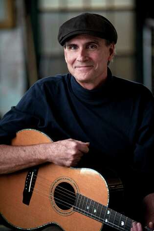 Five-time Grammy Award winner James Taylor is the headlining performer at the 2013 Greenwich Town Party, which is scheduled for May 25 at Roger Sherman Baldwin Park. Photo: Contributed Photo