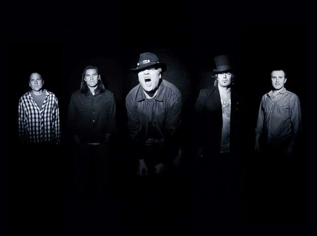 Rock band Blues Traveler is one of the main-stage performers at the 2013 Greenwich Town Party, which is scheduled for May 25 at Roger Sherman Baldwin Park. Photo: Contributed Photo