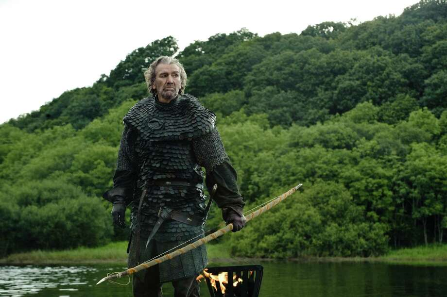 """New cast member Clive Russell as """"Brynden 'The Blackfish' Tully"""" in season 3, episode 3. Photo: Helen Sloan / Helen Sloan"""