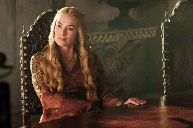 "Lena Headey as ""Cersei Lannister"" from season 3, episode 5. Photo: Helen Sloan / Helen Sloan"