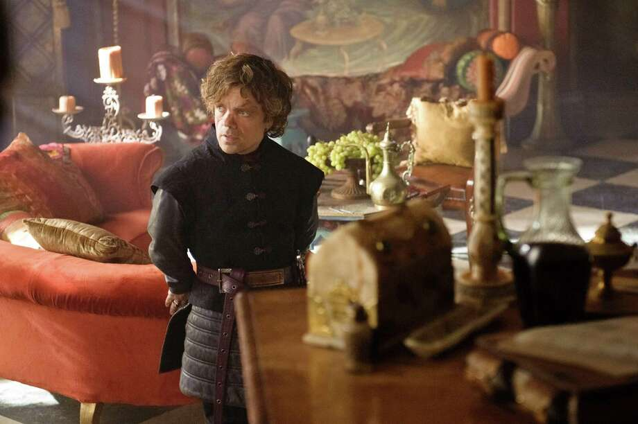 "Peter Dinklage as ""Tyrion Lannister"" in season 3, episode 3. Photo: Helen Sloan / Helen Sloan"