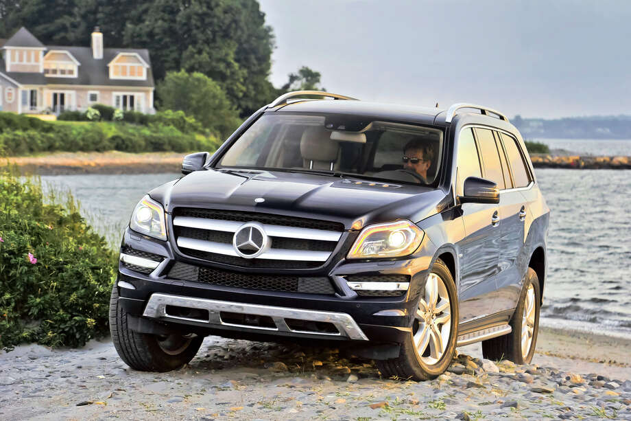 2013 Mercedes-Benz GL450. Photo: Mercedes-Benz / Mercedes-Benz