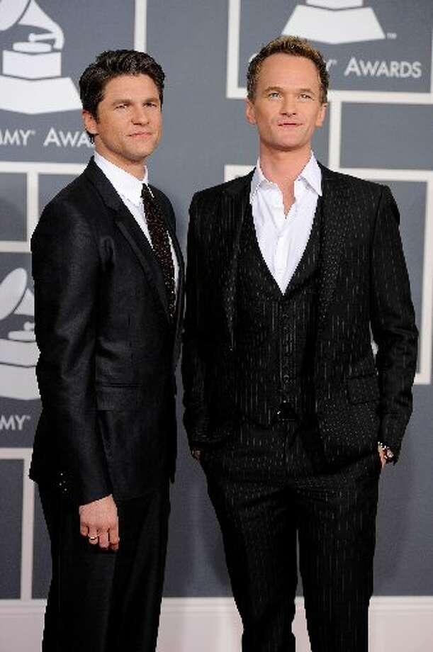 Neil Patrick HarrisHarris and his partner David Burtka became fathers to twins.