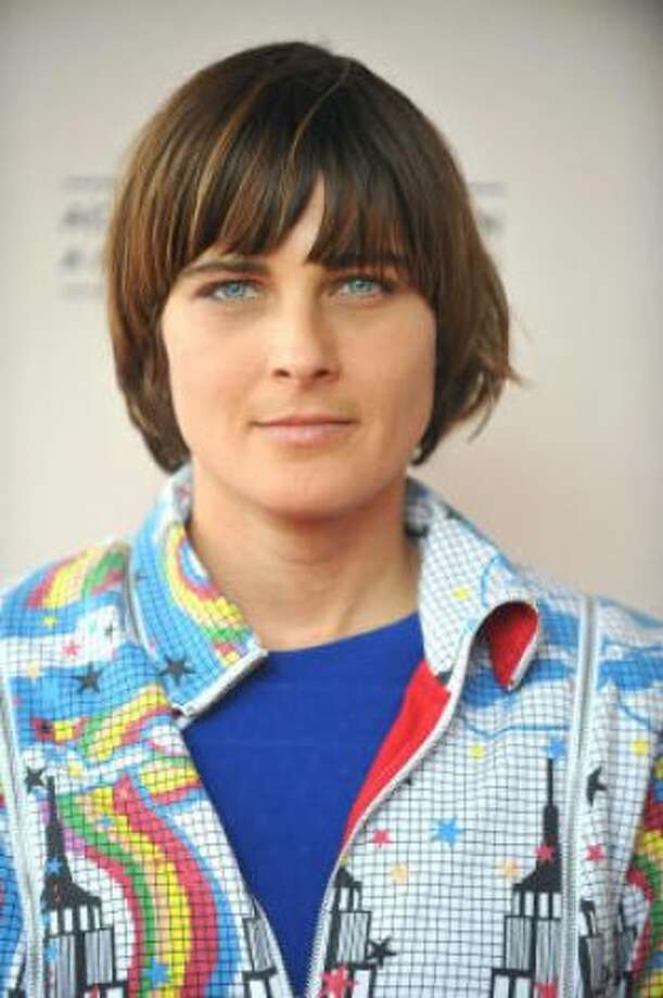 SeaThe actress perhaps best known for her work on The L Word, has a father who was openly gay. Sea describes herself as gay.
