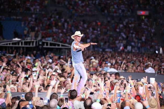 Kenny Chesney (Courtesy of Sony Music Nashville)