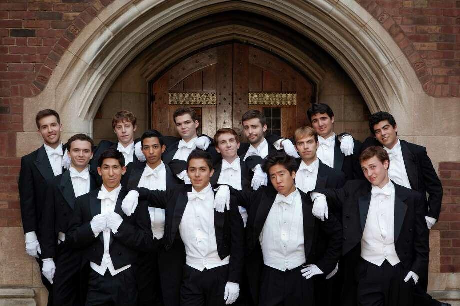 The Whiffenpoofs of Yale University. Photo: Courtesy