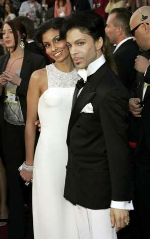 Manuela Testolini and Prince during The 77th Annual Academy Awards - Red Carpet at Kodak Theatre in Hollywood, California, United States. (Photo by KMazur/WireImage) Photo: KMazur, Getty Images / WireImage