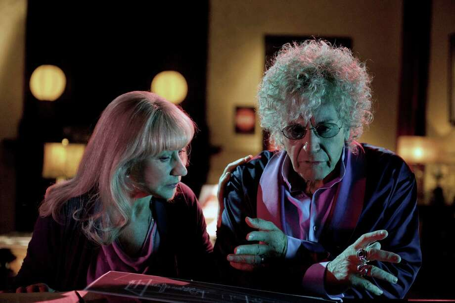 "Helen Mirren stars as lawyer Linda Kenny Baden, representing Phil Spector, played by Al Pacino, in David Mamet's accurately detailed ""Phil Spector."" Photo: Phillip V. Caruso, Handout / ONLINE_YES"