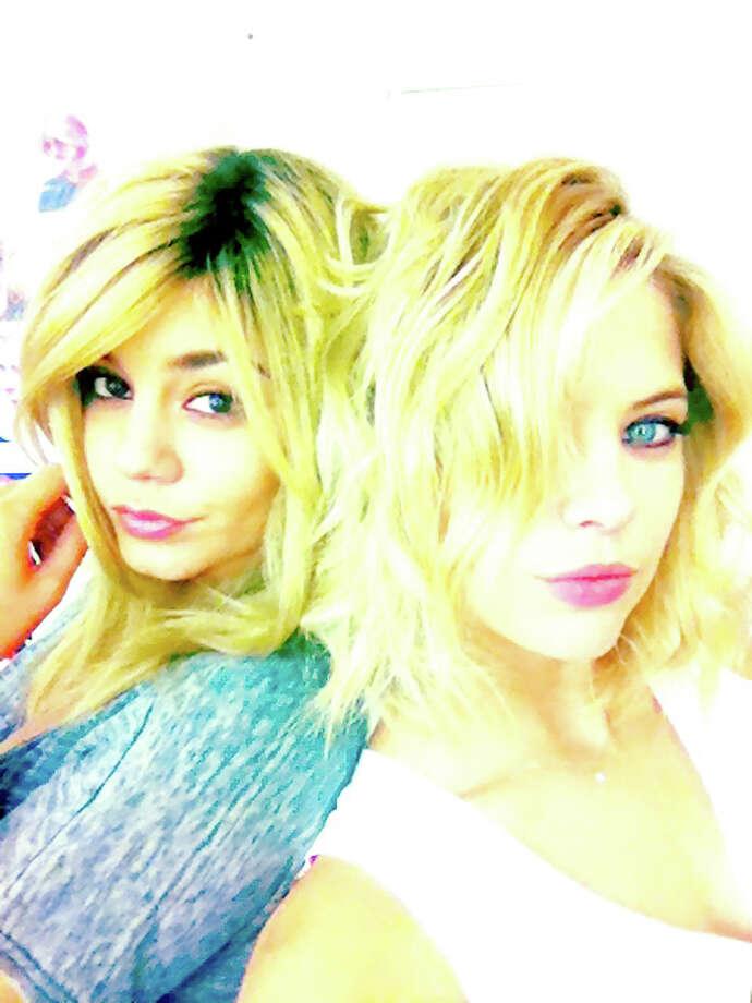 Vanessa Hudgens, left, stars in Spring Breakers Photo: A24