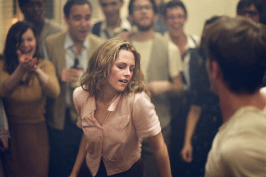 "Kristen Stewart immerses herself in the character of Marylou in ""On the Road."" Photo: Gregory Smith, Handout / ONLINE_YES"