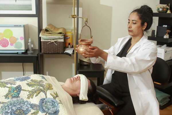 In Cypress A Center Heals Body And Spirit Houstonchronicle Com