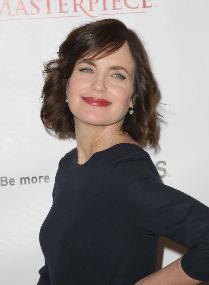 Actress Elizabeth McGovern attends the Masterpiece Classic Downton Abbey, Season 3 panel during day 1 of the PBS portion of the 2012 Summer TCA Tour held at the Beverly Hilton Hotel on July 21, 2012 in Beverly Hills, California. Photo: Frederick M. Brown, Getty Images / 2012 Getty Images