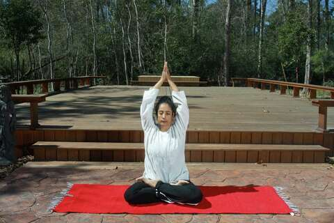In Cypress A Center Heals Body And Spirit Houston Chronicle