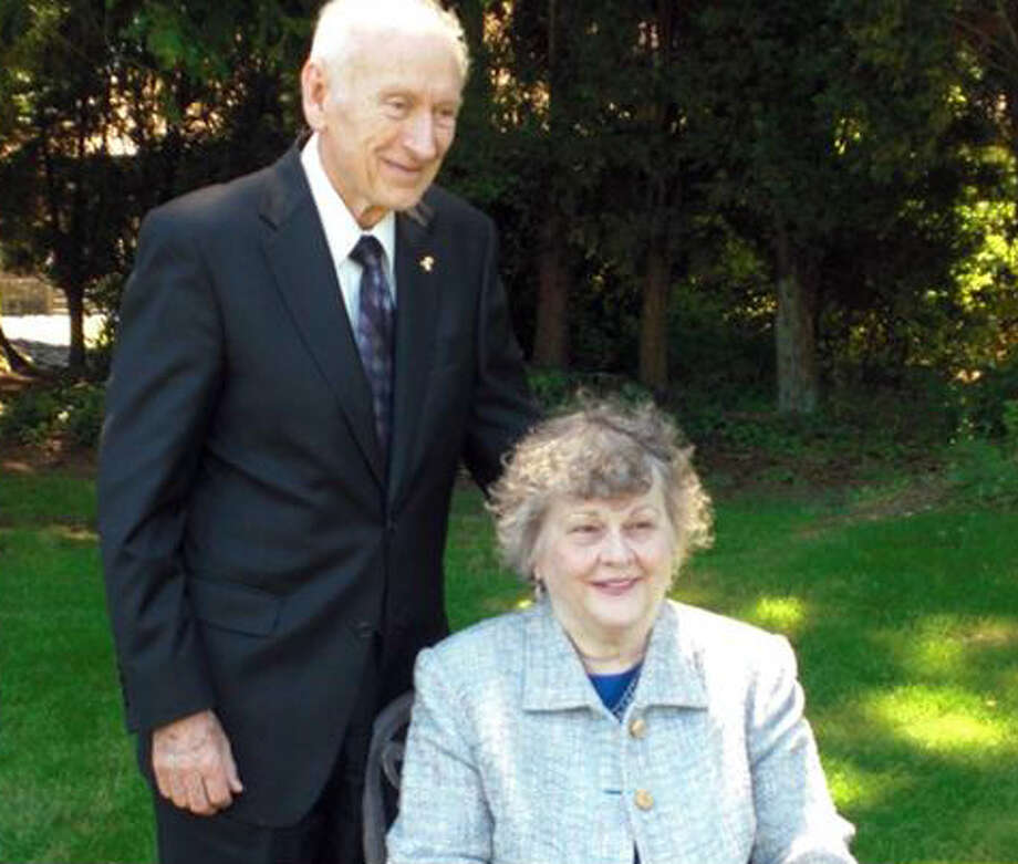Robert and Norma Taylor, pictured in a family photo. The Taylors were strangled on March 9, 2013, at their Renton-area home. Prosecutors accused grandson Michael Chadd Boysen in the slayings.