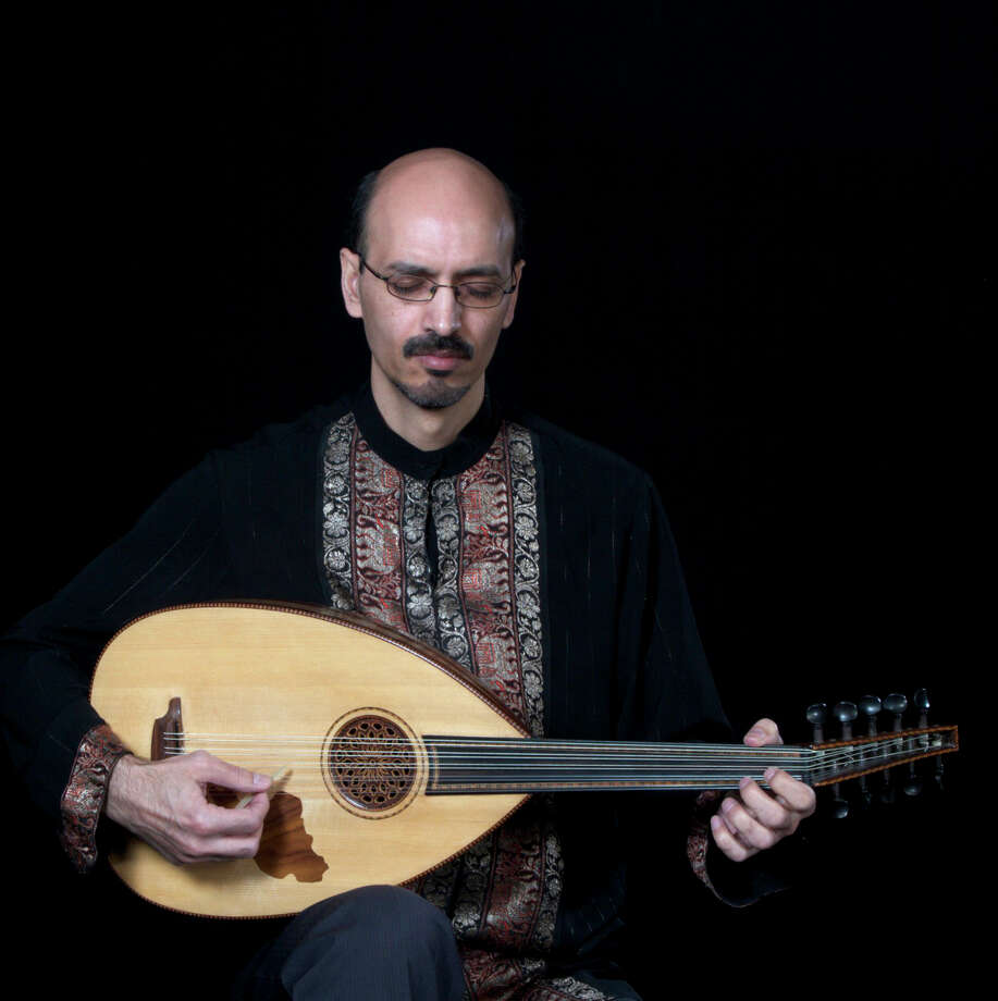 Folk musician Hossein Behroozinia will be featured on Iranian stringed instruments at Sacred Heart University's Persian New Year's Celebration on Wednesday, April 3. Photo: Contributed Photo / Connecticut Post Contributed