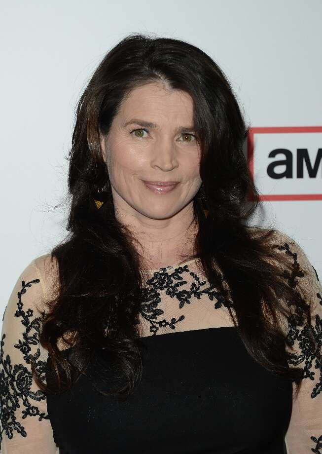 Actress Julia Ormond arrives at the Premiere of AMC's 'Mad Men' Season 6 at DGA Theater on March 20, 2013 in Los Angeles, California. Photo: Jason Merritt, Getty Images / 2013 Getty Images