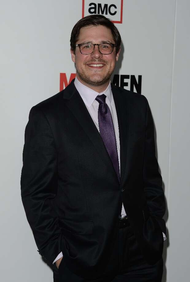 Actor Rich Sommer arrives at the Premiere of AMC's 'Mad Men' Season 6 at DGA Theater on March 20, 2013 in Los Angeles, California. Photo: Jason Merritt, Getty Images / 2013 Getty Images