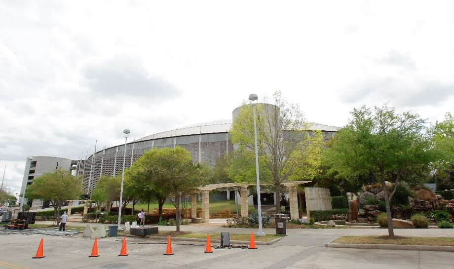 View of the Reliant Astrodome shown during a media tour of the Reliant Astrodome Thursday, March 21, 2013, in Houston. Photo: Melissa Phillip, Houston Chronicle / © 2013  Houston Chronicle