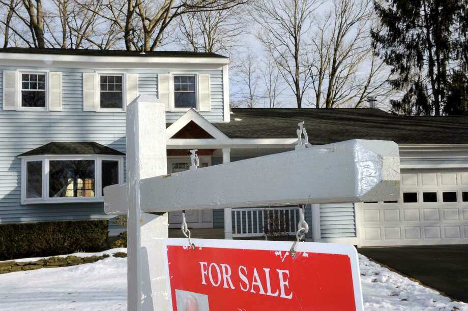 A home for sale on Thursday Feb. 21, 2013 in Delmar, N.Y. .(Michael P. Farrell/Times Union) Photo: Michael P. Farrell / 00021264A