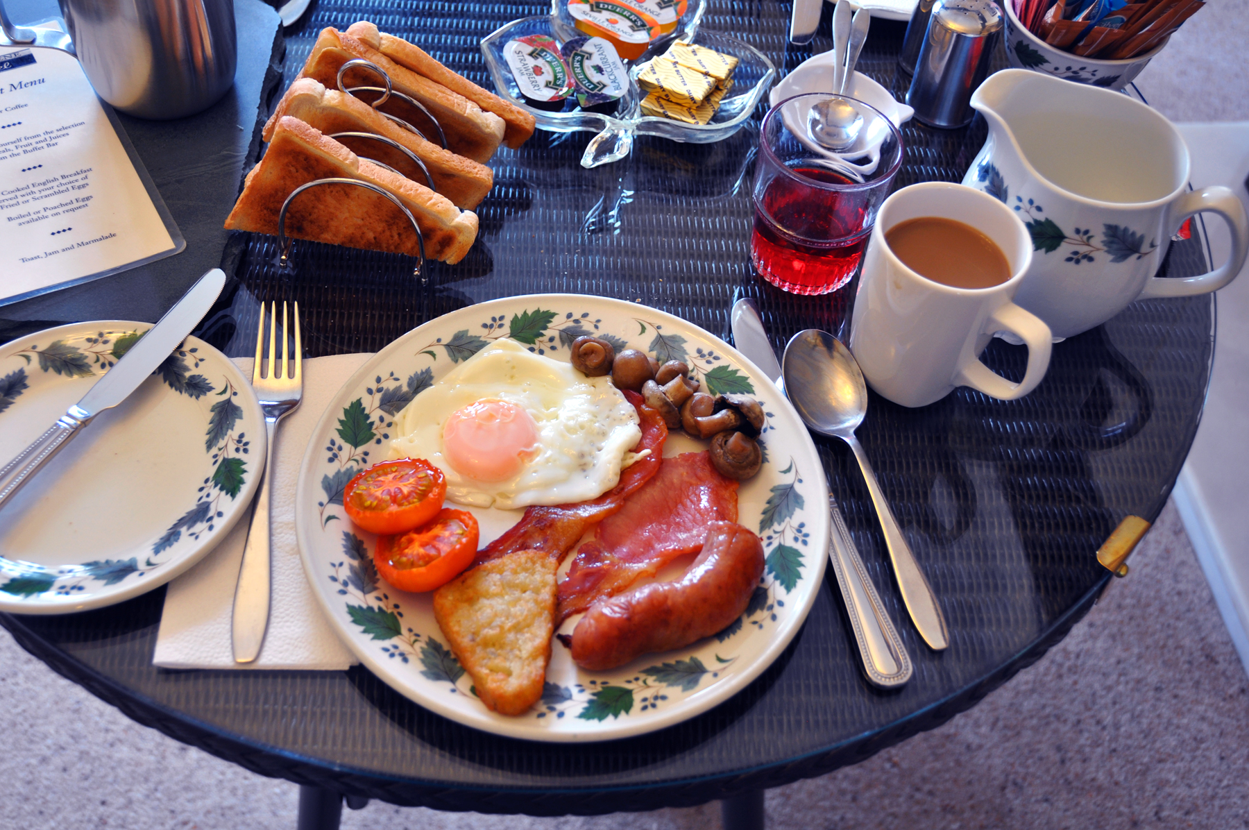 typical polish breakfast - HD1800×1196
