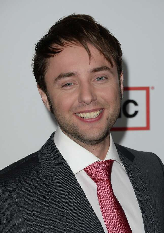 Actor Vincent Kartheiser arrives at the Premiere of AMC's 'Mad Men' Season 6 at DGA Theater on March 20, 2013 in Los Angeles, California. Photo: Jason Merritt, Getty Images / 2013 Getty Images