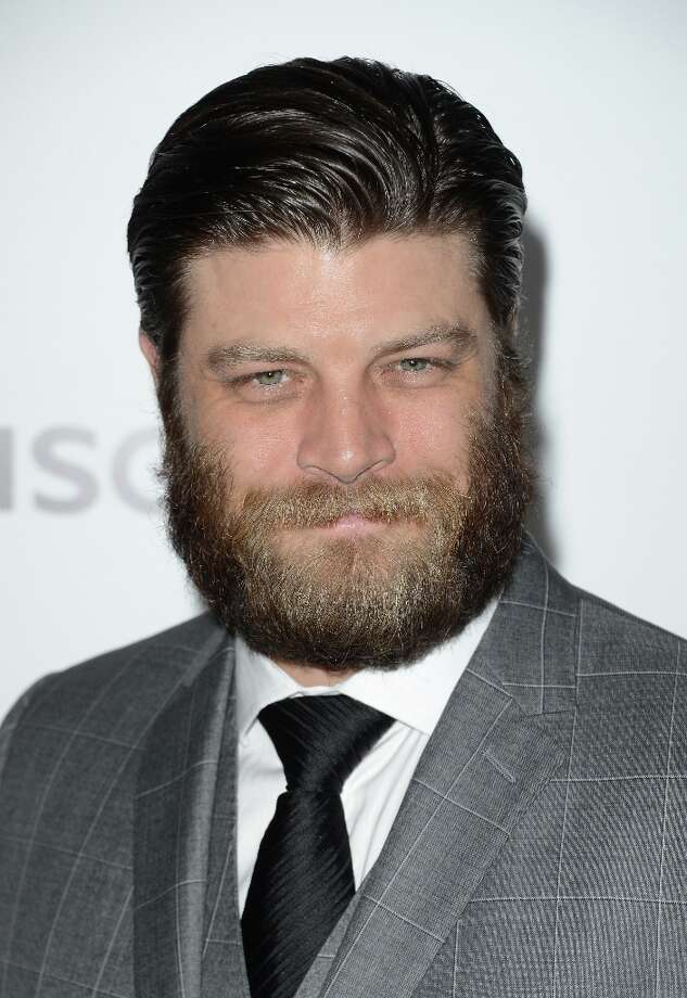 Actor Jay R. Ferguson arrives at the Premiere of AMC's 'Mad Men' Season 6 at DGA Theater on March 20, 2013 in Los Angeles, California. Photo: Jason Merritt, Getty Images / 2013 Getty Images