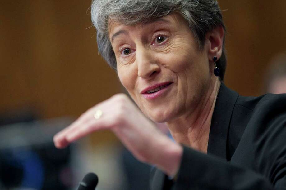 Sally Jewell is President Barack Obama's nominee for Interior secretary. Photo: Andrew Harrer / © 2013 Bloomberg Finance LP