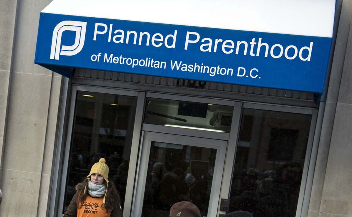 Planned Parenthood lives up to its name, offering free emergency contraception, pregnancy tests, birth control and annual examples, STI tests, free mammograms, and free condoms. The local locations have many free services, as does the Washington D.C. location pictured here.