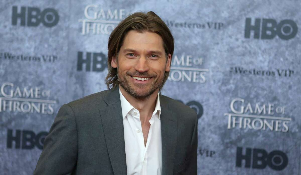 Actor Nikolaj Coster-Waldau, who plays Jaime Lannister, walks the red carpet during the Seattle premiere of season three of HBO's Game of Thrones at Seattle's Cinerama. Cast members attended a VIP screening at Cinerama and an after party at the Experience Music Project on Thursday, March 21, 2013.