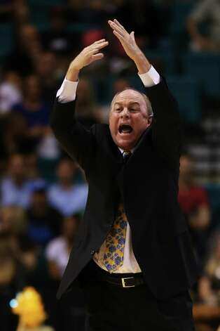 Some reports suggest UCLA coach Ben Howland is as good as gone after the season, even if the Bruins win a few games in this year's tournament. Photo: Jeff Gross / Getty Images