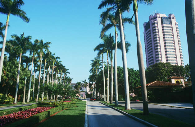 No. 11: Palm Beach County, Florida.  This county, which is home to Boca Raton, had the 11th highest number of people leaving Fairfield County to make their new home there, with an average of 534 people a year between 2006 and 2010, according to the U.S. Census Bureau. Boca raton florida
