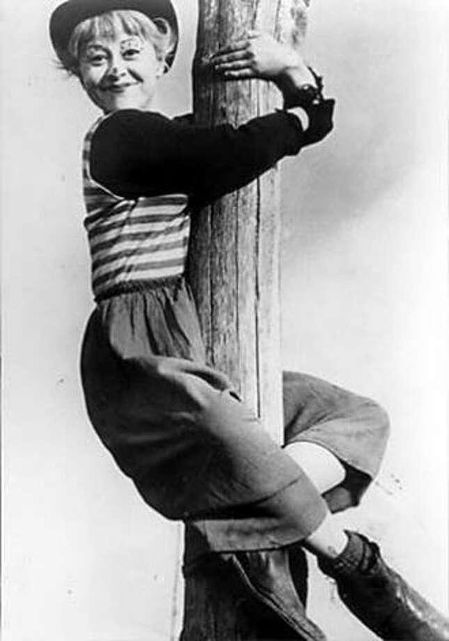LA STRADA -- directed by Fellini.