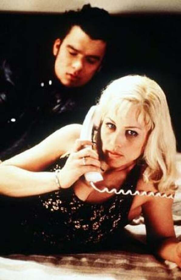 LOST HIGHWAY -- starring Patricia Arquette.
