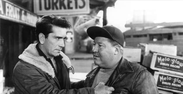 THEY DRIVE BY NIGHT, with Richard Conte.