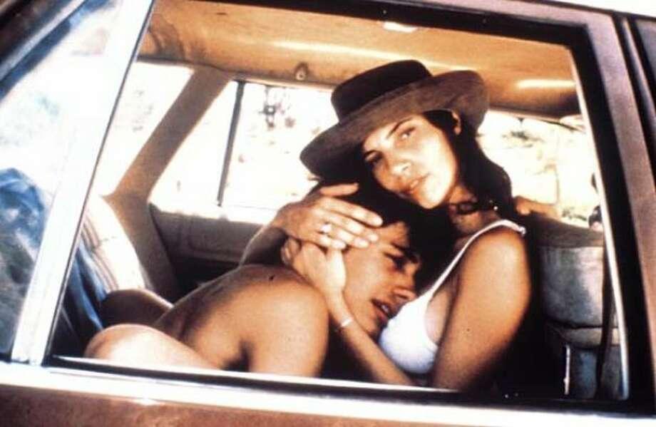 Y TU MAMA TAMBIEN -- erotic road trip.
