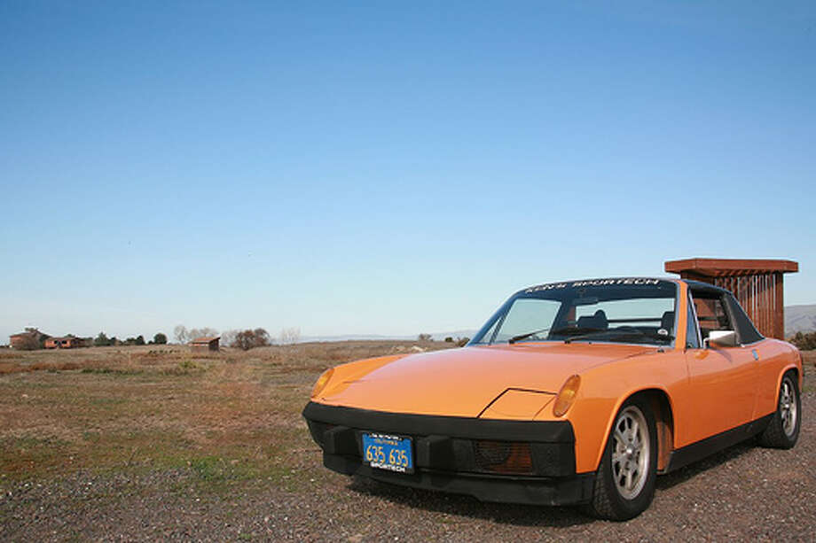 1972–1975 Porsche 914 2.0