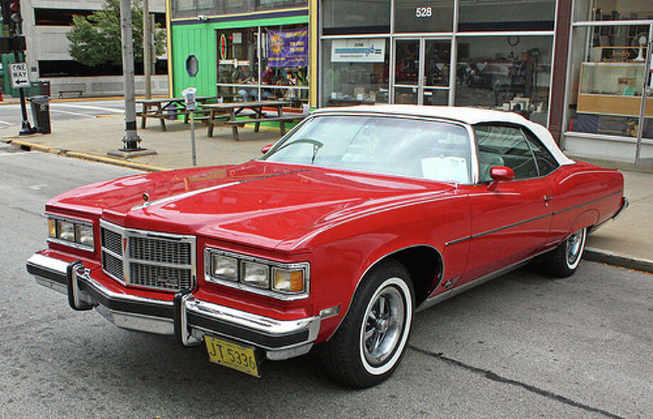 1967–1975 Full-Size American Convertibles Here's a whole group of overlooked classic cars that are finally starting to gain attention. Convertibles from the era just preceding this one, including cars such as the 1959 Cadillac DeVille or 1962 Oldsmobile Starfire, sell for anywhere from $25,000 to $125,000. You can get your hands on a 1968 Ford XL or a 1967 Dodge Polara in excellent condition for less than $15,000. Photo: myoldpostcards, Flickr Photo: Flickr