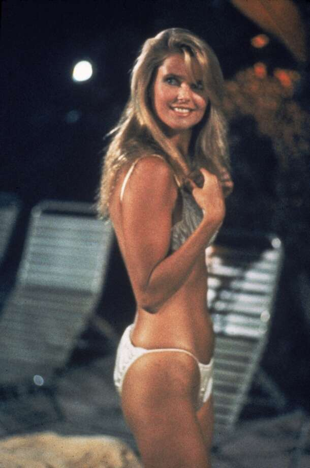 Christie Brinkley was the ''Girl in the red Ferrari'' and object of Chevy Chase's desire in the 1983 movie ''National Lampoon's Vacation.''