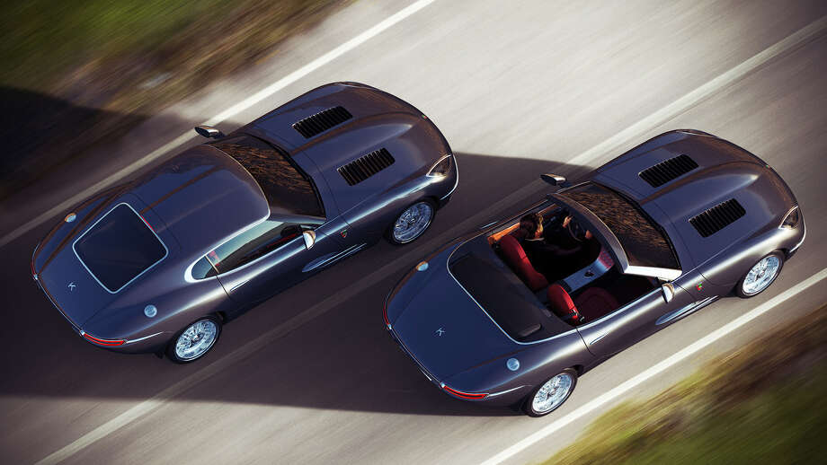 British firm plans to sell a Jaguar with a more retro feel. Only a handful of models will be sold. Photo: Lyonheart