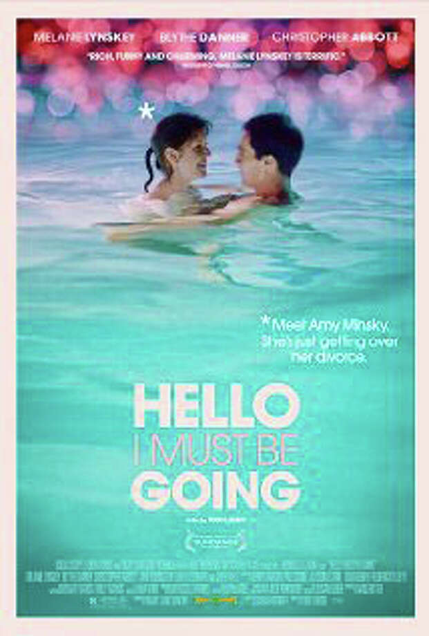 "Stay in town this weekend for a screening of ""Hello I Must Be Going"" Sunday at Westport Town Hall. Photo: Contributed Photo / Fairfield Citizen"
