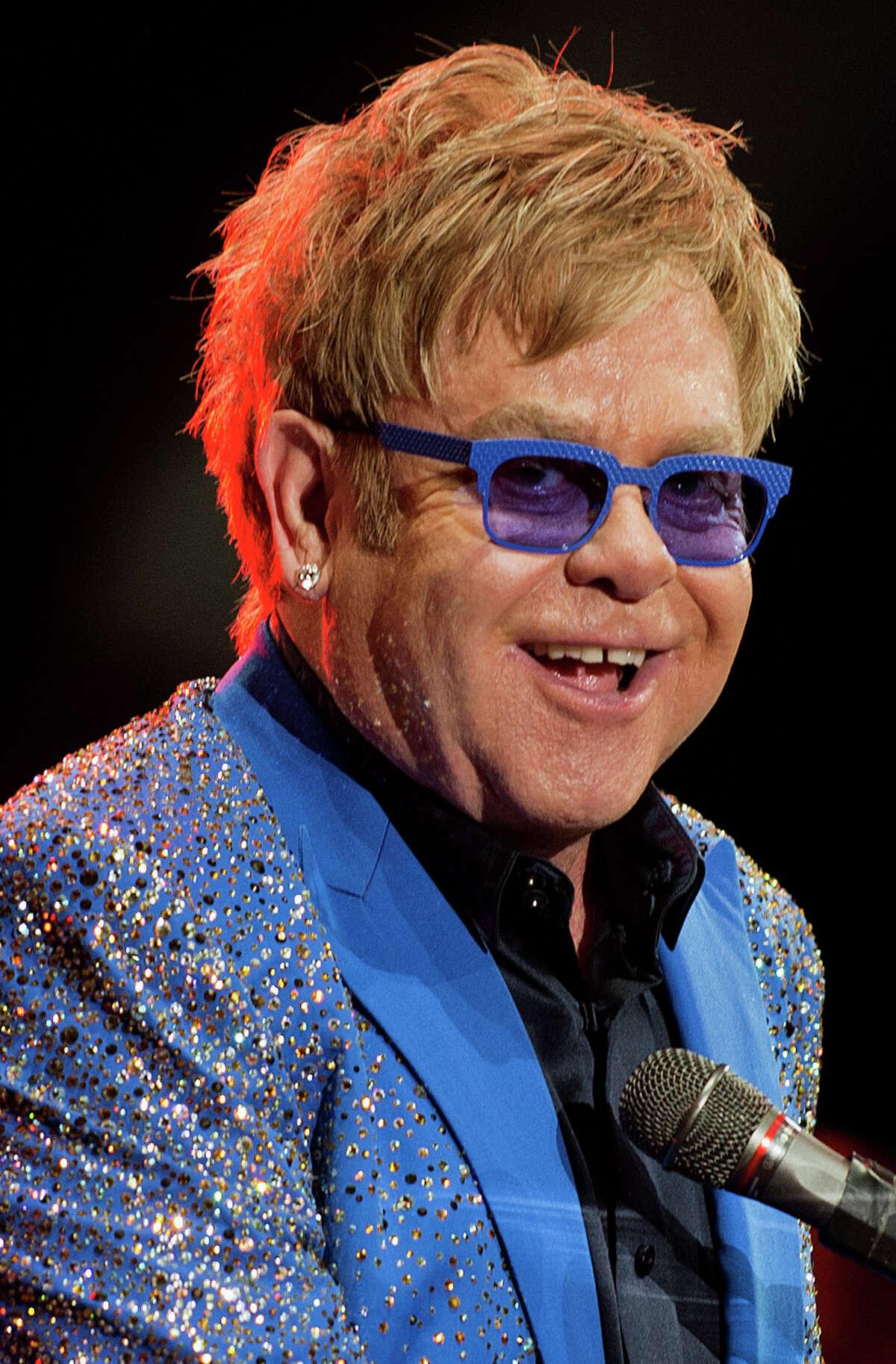 Sir Elton John told the