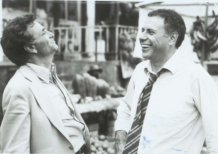 THE IN-LAWS -- starring Peter Falk and Alan Arkin. Photo: HANDOUT, SFC