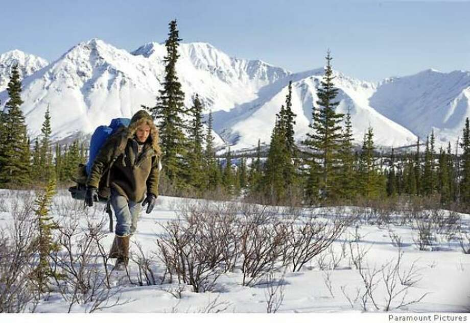 INTO THE WILD -- the end of the road comes in Alaska.