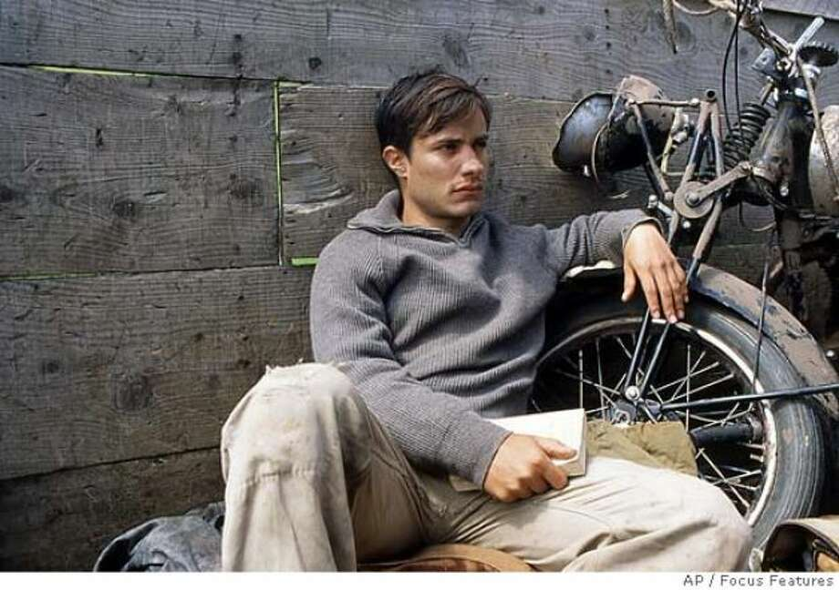 THE MOTORCYCLE DIARIES -- from Walter Salles, the director of ON THE ROAD.