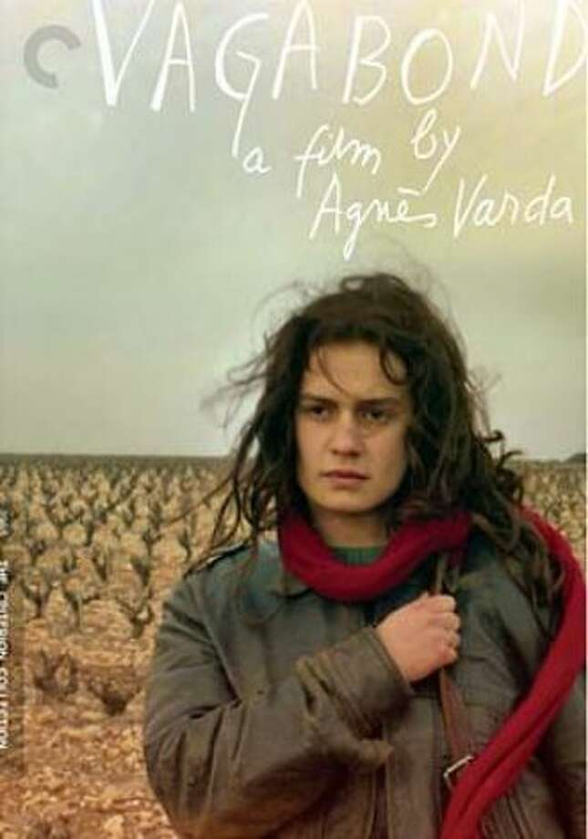 VAGABOND -- kind of a French INTO THE WILD, directed by Agnes Varda and starring Sandrine Bonnaire.