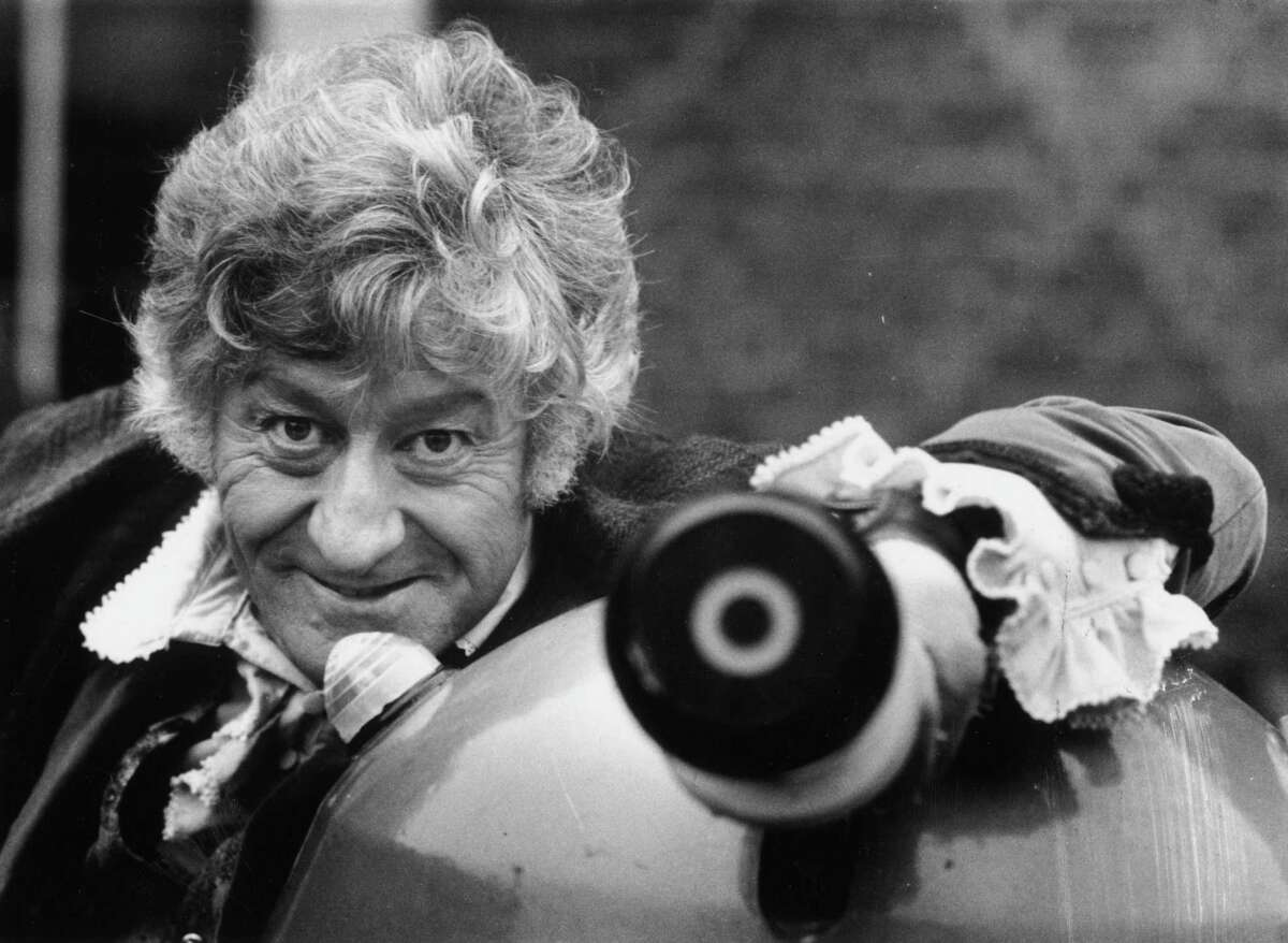 Jon Pertwee was the third Doctor Who. He had the role from 1970 to 1974.