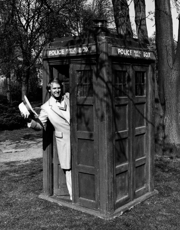 Peter Davisonwas the fifth Doctor Who, in the early 1980s. Photo: Gary Weaser, Getty Images / Hulton Archive