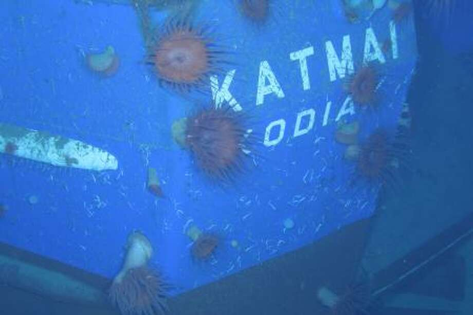 The Katmai was lost in the Gulf of Mexico after setting out Feb. 18, 1972. (USCG) Photo: USCG