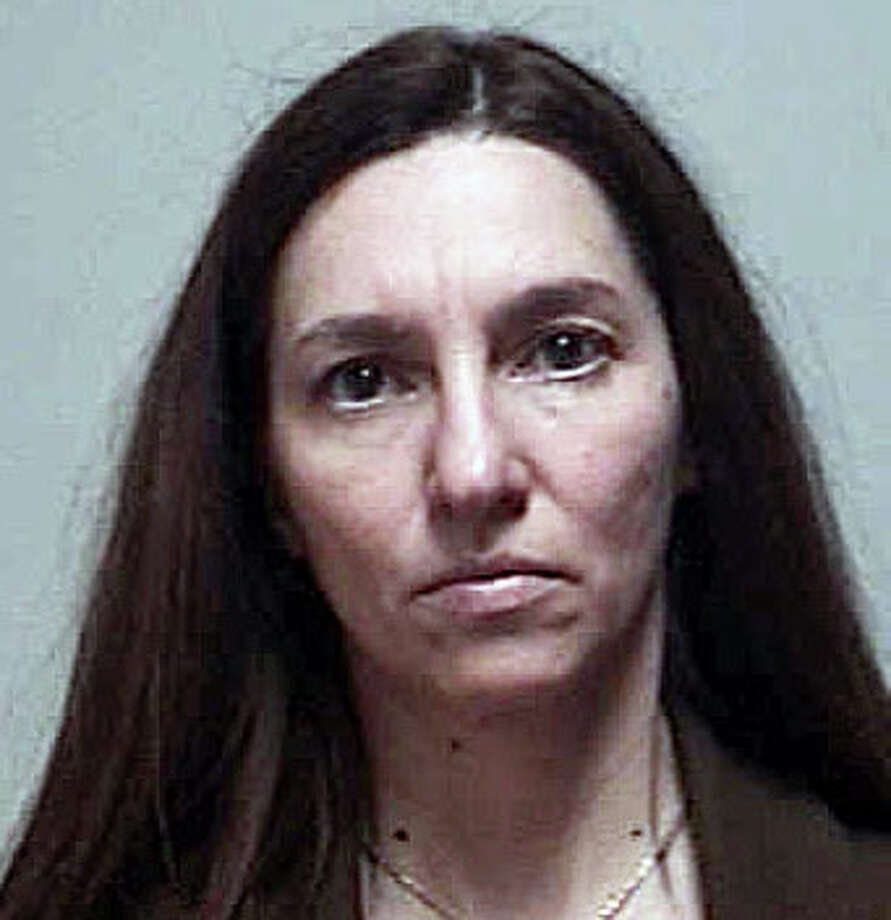 Madalena Abrams, 48, of Bridgeport, is facing multiple charges of computer crime and identity theft. Photo: Contributed Photo / Fairfield Citizen